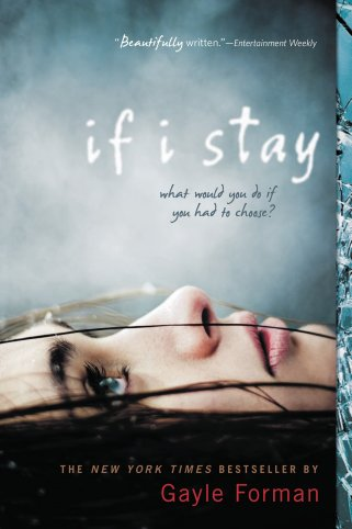 """Author Gayle Forman's love story in """"If I Stay"""", is like no other. Mia Hall, a cellist, falls in love with guitar player Adam. Mia's family is struck by an oncoming truck, and Mia is the only survivor. """"If I Stay"""", starring Chloe Grace Moretz, is now on DVD."""