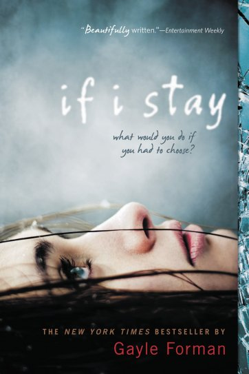 "Author Gayle Forman's love story in ""If I Stay"", is like no other. Mia Hall, a cellist, falls in love with guitar player Adam. Mia's family is struck by an oncoming truck, and Mia is the only survivor. ""If I Stay"", starring Chloe Grace Moretz, is now on DVD."