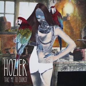 """Take Me to Church"" is not your typical 2014 single. Put aside the pop, country and Rock'n'Roll to find Hozier's song. The Indie Alternative track talks about love and sin. Hozier wrote the song after his breakup with his first girlfriend. The track has been sitting on the 33 to 39 spot on the Billboard Hot 100."
