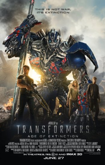 "Being the fourth movie in the transformers saga, it did not disappoint. ""Age of Extinction"" made $1 billion worldwide and now is the record holder of the highest- grossing film ever to screen in China. Director Michael Bay is now a part of the movie that was the first to earn one billion dollars in 2014."