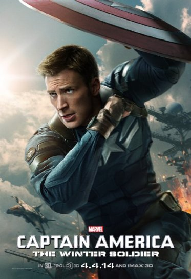 "Despite the reviews, ""Captain America: Winter Soldier"" was one of the top movies of 2014, Earning 85.7 million on the opening weekend. The movie also set the record for highest earning movie of April 2014. Stars Scarlett Johansson and Chris Evans join forces with other superheros to adjust to a modern life. However, the team has to fight an expected enemy midway through the movie."