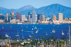 San Diego, California | Why go: With plentiful sunshine and a cruising coastline, San Diego is a sports-lover's paradise. Being active on vacation not your thing? Visit the family friendly San Diego zoo, home to giant pandas, reindeer, and otters. A pro for traveling during spring: in summer, hotel rates sky rocket while availability is slim. Keep money in your wallet and avoid peak tourism time.