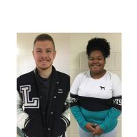 Athletes of the Week: Seniors Mitchell Hempstead and Imani Williams