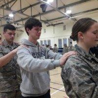 Senior Kyle Krupansky Receives $106K Air Force ROTC Scholarship